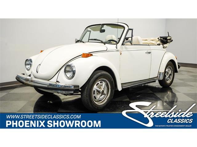 1979 Volkswagen Super Beetle (CC-1493091) for sale in Mesa, Arizona