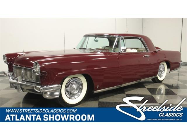 1956 Lincoln Continental (CC-1493095) for sale in Lithia Springs, Georgia