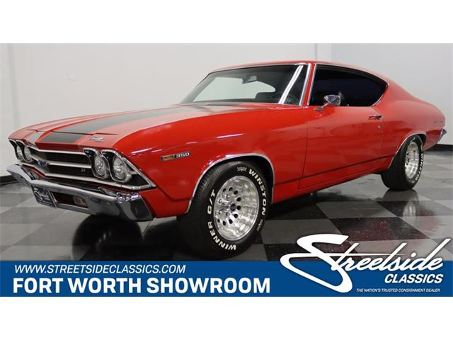 1969 Chevrolet Chevelle (CC-1493097) for sale in Ft Worth, Texas