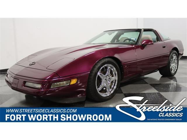 1996 Chevrolet Corvette (CC-1493099) for sale in Ft Worth, Texas