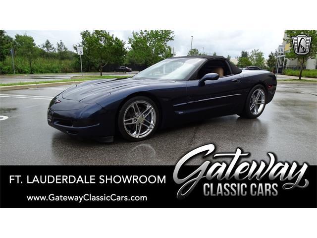 2001 Chevrolet Corvette (CC-1490311) for sale in O'Fallon, Illinois