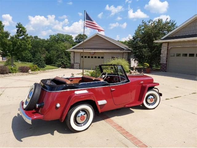 1948 Willys-Overland Jeepster (CC-1493121) for sale in Cadillac, Michigan