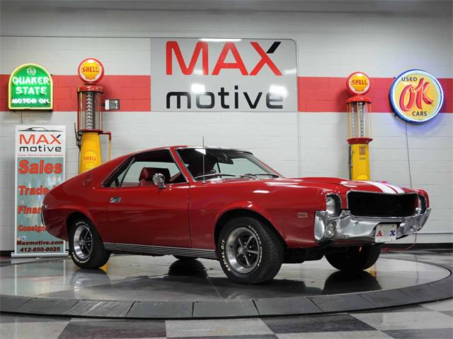 1969 AMC AMX (CC-1493122) for sale in Pittsburgh, Pennsylvania