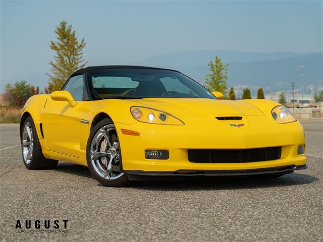 2011 Chevrolet Corvette (CC-1493143) for sale in Kelowna, British Columbia