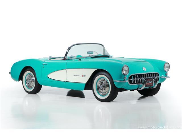 1957 Chevrolet Corvette (CC-1493157) for sale in Farmingdale, New York