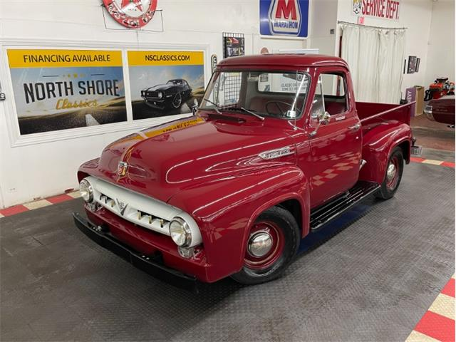 1953 Ford Pickup (CC-1493164) for sale in Mundelein, Illinois
