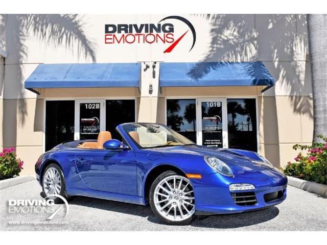 2010 Porsche 911 Carrera (CC-1493167) for sale in West Palm Beach, Florida