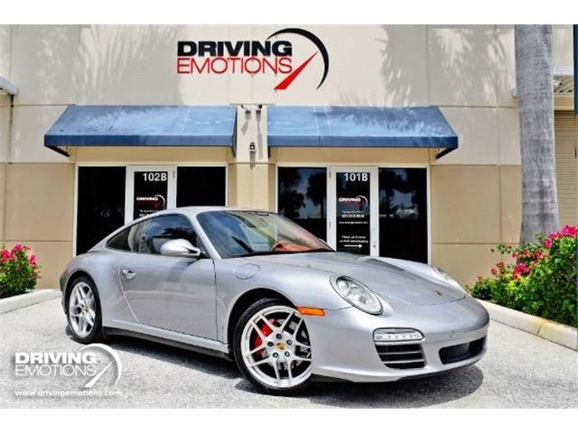 2009 Porsche 911 Carrera 4S (CC-1493170) for sale in West Palm Beach, Florida