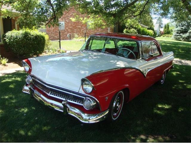 1955 Ford Victoria (CC-1493175) for sale in Cadillac, Michigan