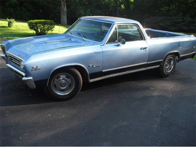 1967 Chevrolet El Camino (CC-1493177) for sale in Cadillac, Michigan