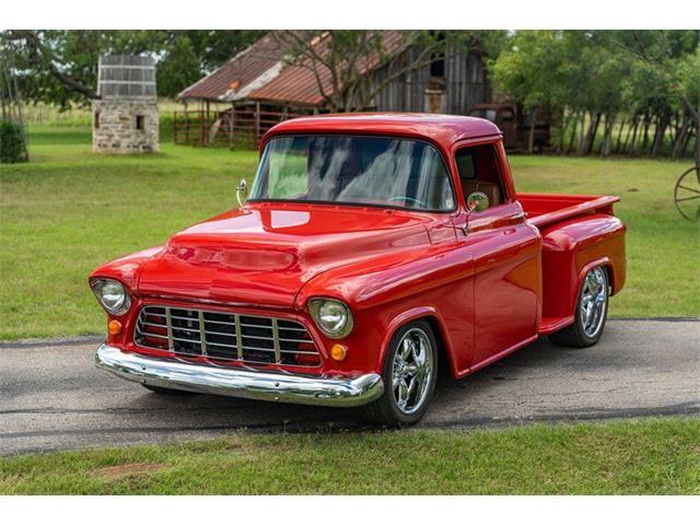 1956 Chevrolet 3100 (CC-1493178) for sale in Fredericksburg, Texas