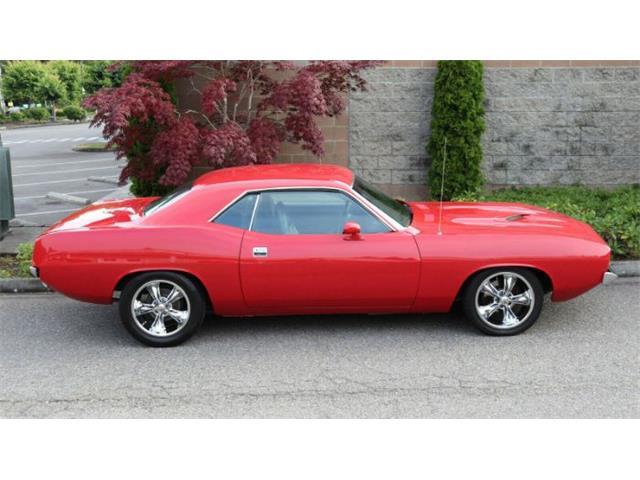 1974 Plymouth Barracuda (CC-1493204) for sale in Cadillac, Michigan