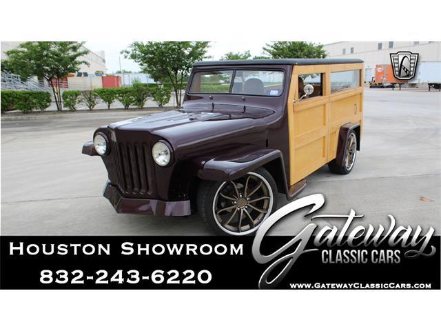 1951 Willys Wagon (CC-1490321) for sale in O'Fallon, Illinois