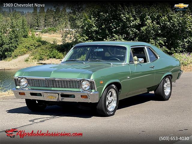 1969 Chevrolet Nova (CC-1493224) for sale in Gladstone, Oregon