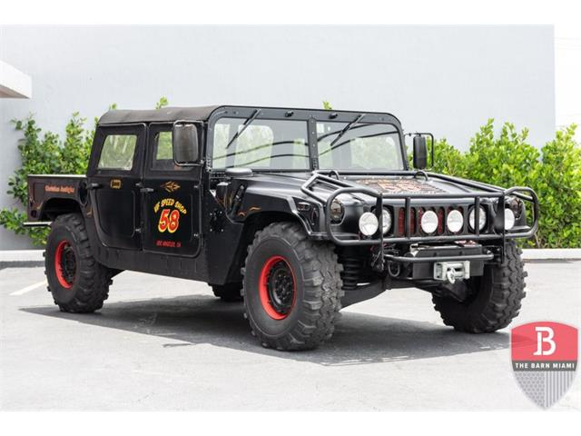 1985 Hummer H1 (CC-1493225) for sale in Miami, Florida