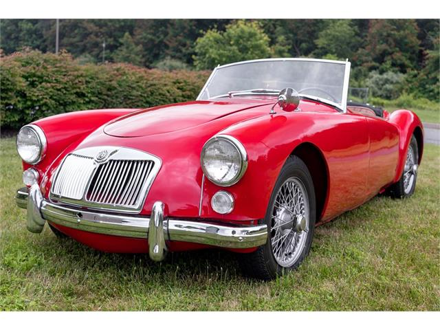 1961 MG MGA (CC-1493229) for sale in Stockton, New Jersey