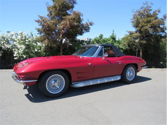 1963 Chevrolet Corvette (CC-1490323) for sale in San Jose, California