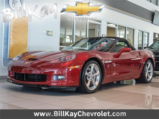2010 Chevrolet Corvette (CC-1493242) for sale in Downers Grove, Illinois
