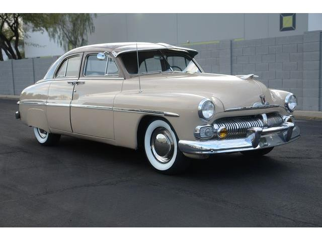 1950 Mercury Eight (CC-1493256) for sale in Phoenix, Arizona