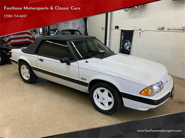 1990 Ford Mustang (CC-1493277) for sale in Addison, Illinois