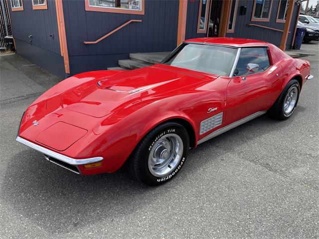 1972 Chevrolet Corvette Stingray (CC-1493280) for sale in Tacoma, Washington