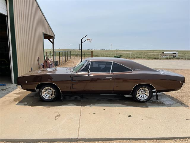 1968 Dodge Charger (CC-1493334) for sale in Wiggins, Colorado