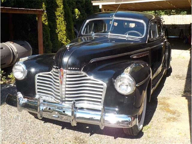 1941 Buick Series 90 (CC-1493341) for sale in Aberdeen, Washington