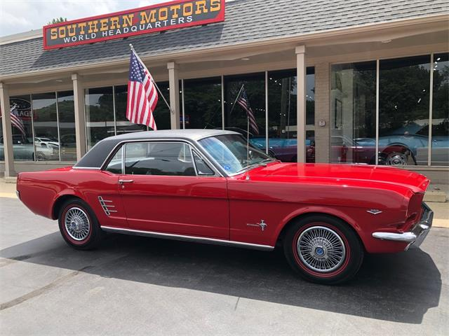 1966 Ford Mustang (CC-1493358) for sale in CLARKSTON, Michigan