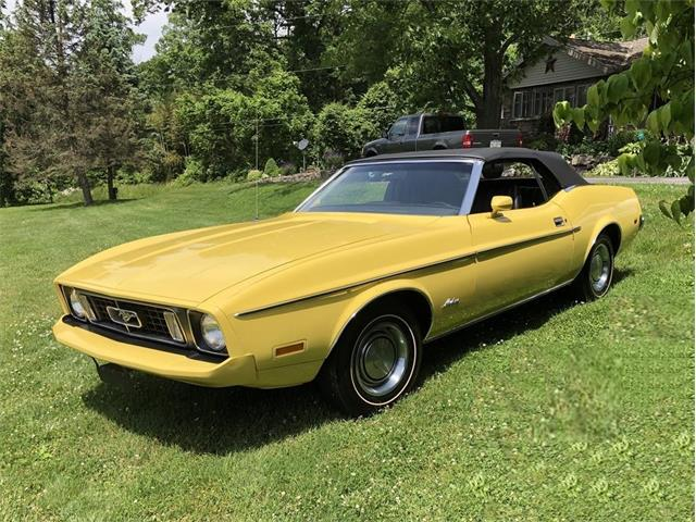 1973 Ford Mustang (CC-1493366) for sale in Dover, Pennsylvania