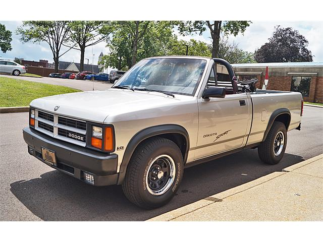 1989 Dodge Dakota (CC-1493368) for sale in Canton, Ohio