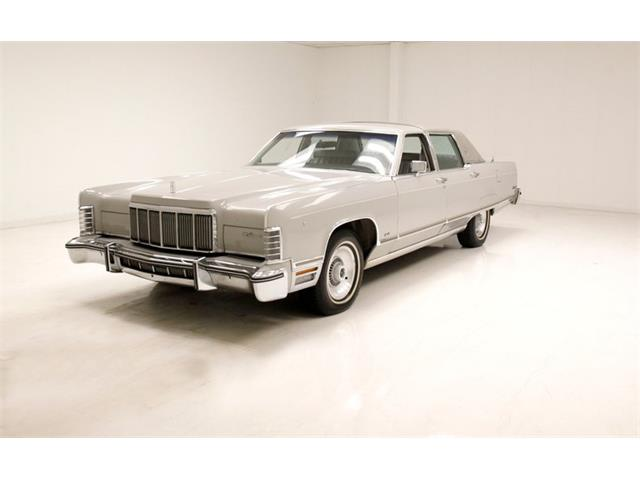 1976 Lincoln Continental (CC-1493436) for sale in Morgantown, Pennsylvania