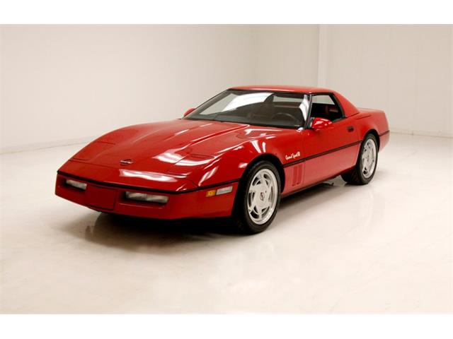 1989 Chevrolet Corvette (CC-1493450) for sale in Morgantown, Pennsylvania