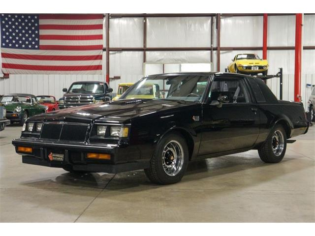 1986 Buick Grand National (CC-1493456) for sale in Kentwood, Michigan