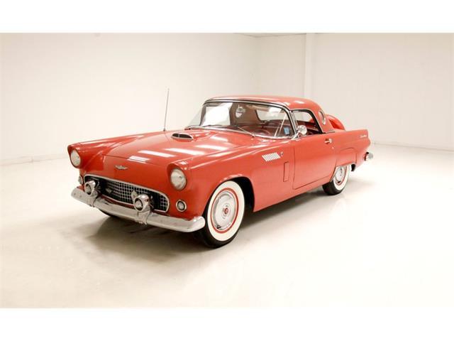 1956 Ford Thunderbird (CC-1493460) for sale in Morgantown, Pennsylvania