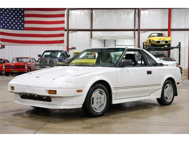 1986 Toyota MR2 (CC-1493466) for sale in Kentwood, Michigan