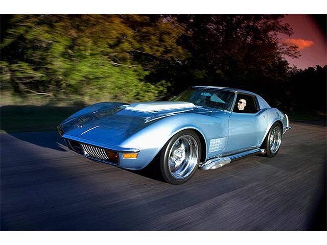 1972 Chevrolet Corvette (CC-1490348) for sale in Bettendorf, Iowa
