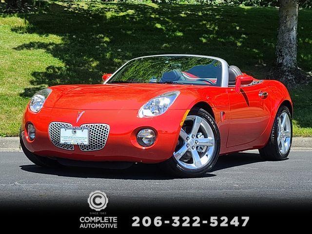 2006 Pontiac Solstice (CC-1490349) for sale in Seattle, Washington