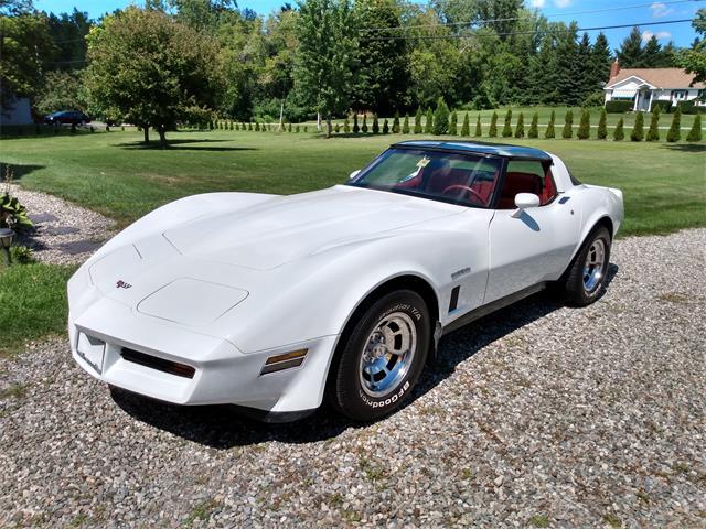 1982 Chevrolet Corvette (CC-1490394) for sale in Willistron, Vermont