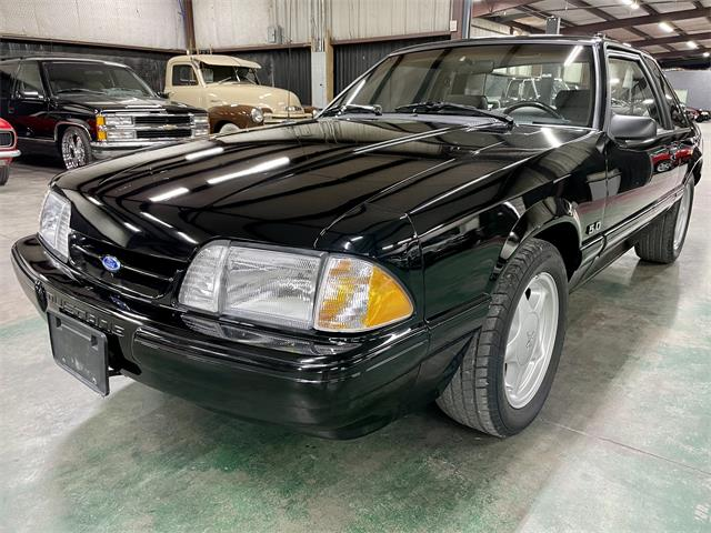 1992 Ford Mustang (CC-1490399) for sale in Sherman, Texas
