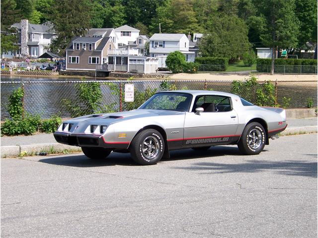 1979 Pontiac Firebird Formula (CC-1490408) for sale in Shirley, Massachusetts