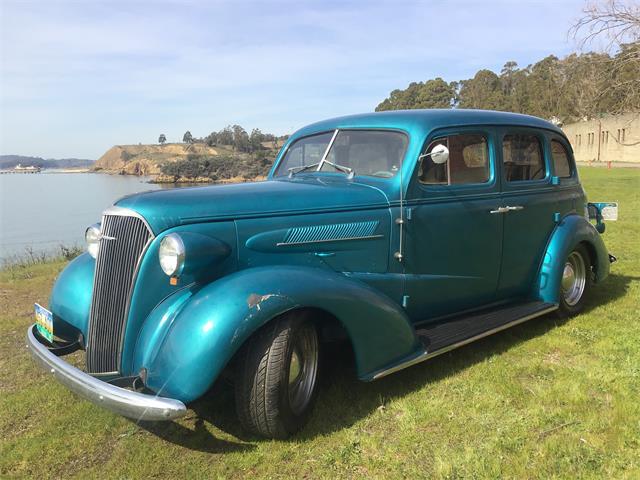 1937 Chevrolet 4-Dr Sedan (CC-1490419) for sale in Richmond, California