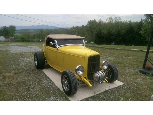 1932 Ford Roadster (CC-1494381) for sale in Cadillac, Michigan