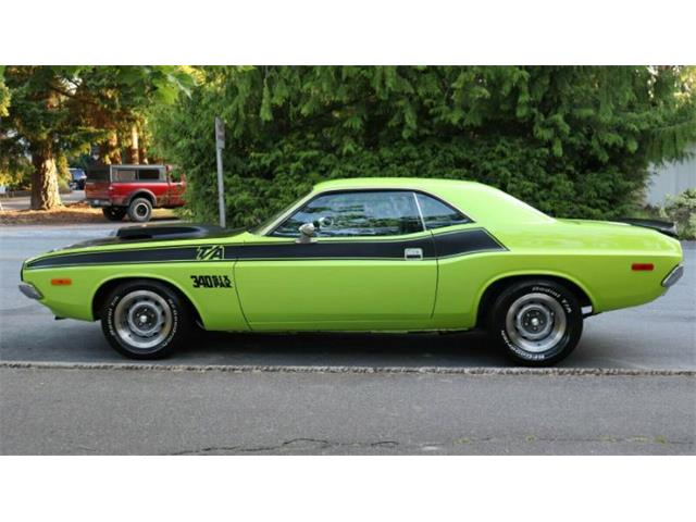 1973 Dodge Challenger (CC-1494447) for sale in Cadillac, Michigan