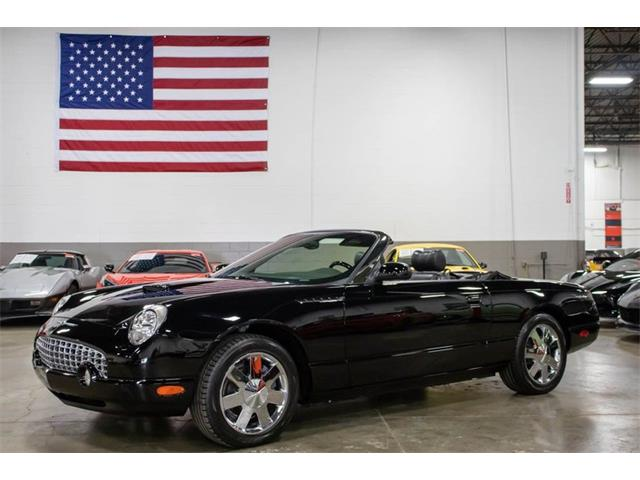 2002 Ford Thunderbird (CC-1490453) for sale in Kentwood, Michigan