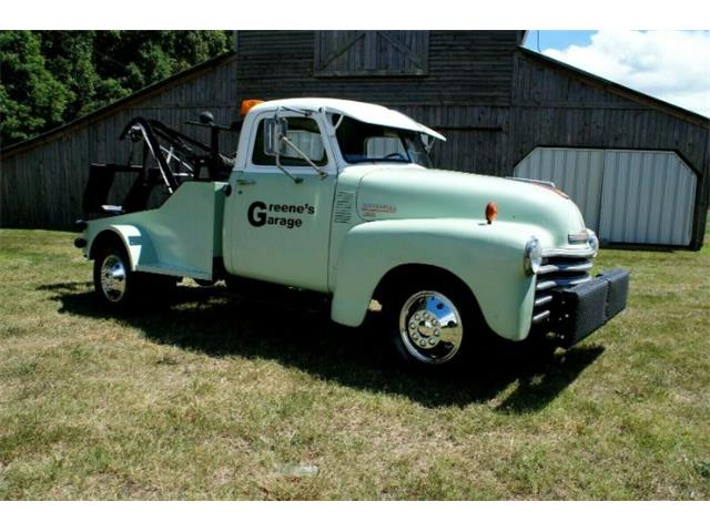 1950 Chevrolet 3600 (CC-1494539) for sale in Cadillac, Michigan