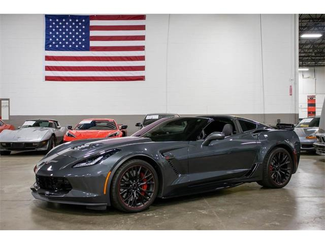 2017 Chevrolet Corvette (CC-1490461) for sale in Kentwood, Michigan
