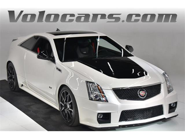 2011 Cadillac CTS (CC-1494656) for sale in Volo, Illinois