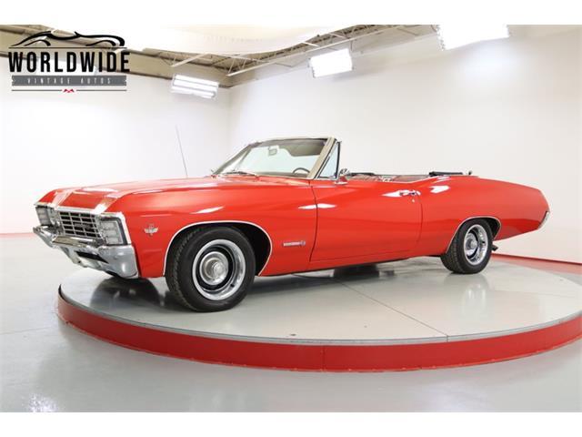 1967 Chevrolet Impala (CC-1490476) for sale in Denver , Colorado