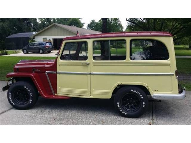 1962 Willys Wagoneer (CC-1490501) for sale in Cadillac, Michigan
