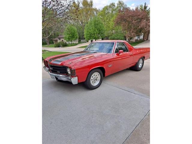 1972 GMC Sprint (CC-1495154) for sale in Cadillac, Michigan